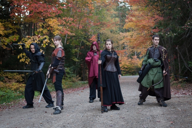 LARPs BTS Photos-10