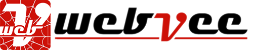 webvee logo