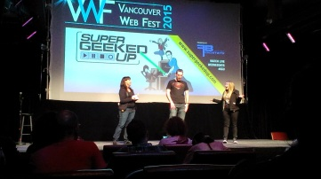 Super Geeked Up live show!